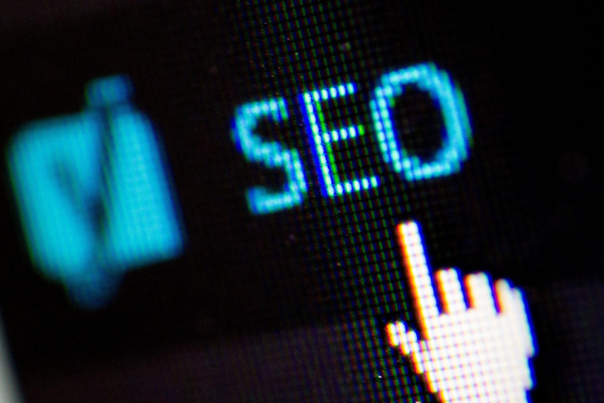 SEO, czyli pozycjonowanie stron internetowych